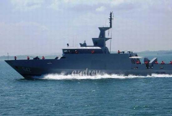 印尼计划在本土建厂 生产中国制C-705导弹