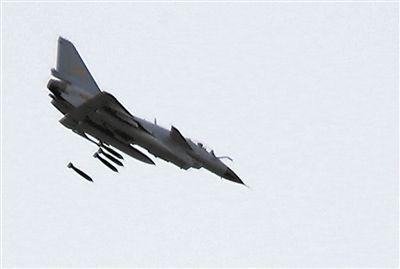 国防部:中国军方组织的例行军事演习不针对任何国度