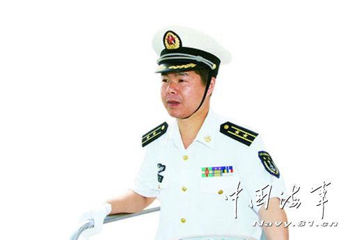 兰州舰舰长唐银川