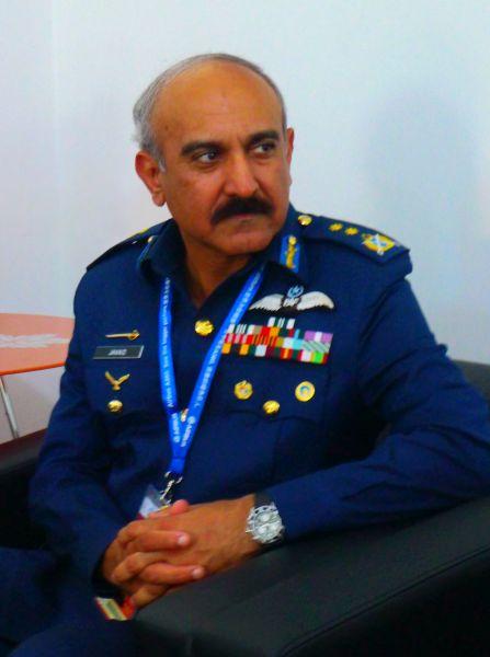 巴基斯坦空军扎瓦德・艾哈迈德(Javaid Ahmed)将军