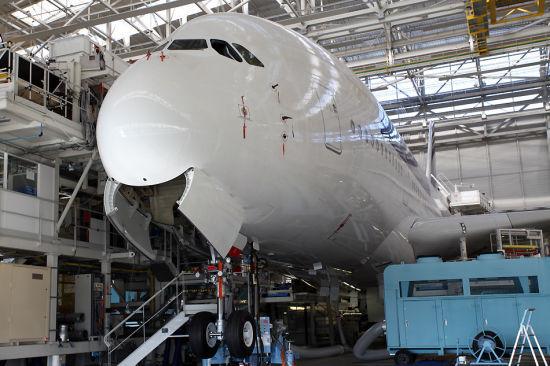 沙特王子定制贵宾版a380私人飞机明年交付