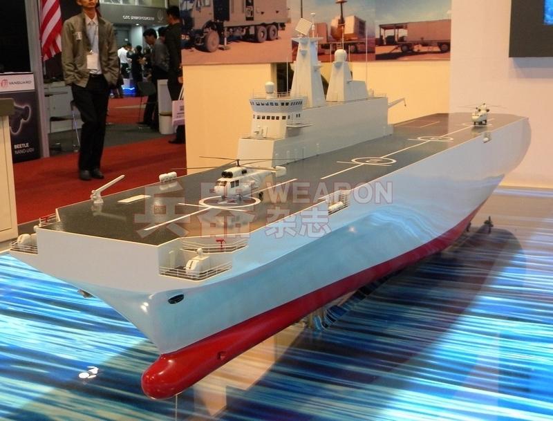 策划:南海维权召唤国产两栖攻击舰