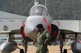 巴基斯坦空军枭龙战机细节