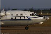中国空军运八中型运输机