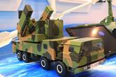 国产新FK1000防空武器亮相
