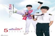山航空姐 2013年5月