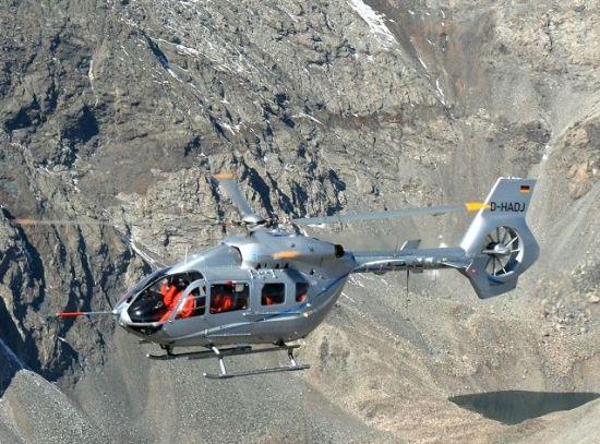EC145T2型直升机