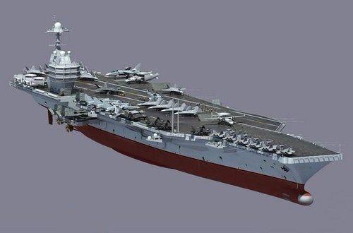 中国核动力船舶项目立项,或与航母有关