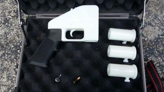 3D打印枪支