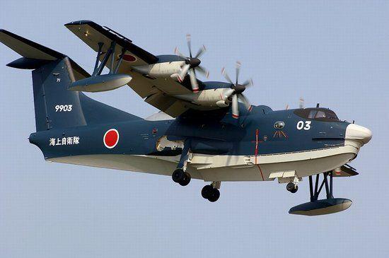 日本引进us-2水上飞机