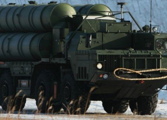 资料图:S-300防空导弹