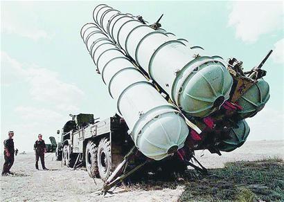 俄罗斯S-300防空导弹系统