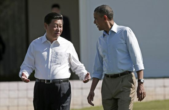 日媒据称拿到了中美首脑会晤的交谈内容