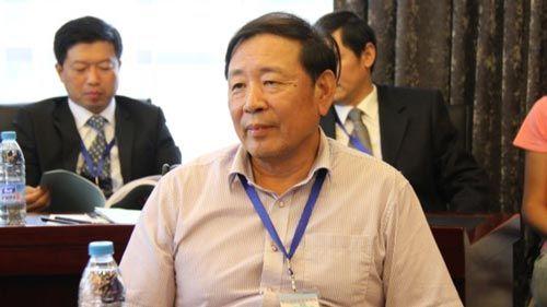 中国战略文化促进会副会长兼秘书长罗援