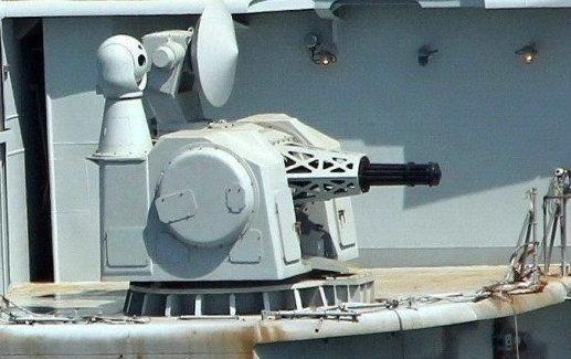 中国海军近防炮