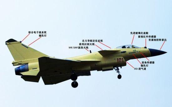 资料图:歼-10B交付空军后将研制新款歼10改进型战机