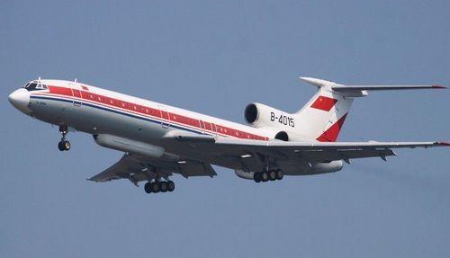 图-154飞机(资料图)
