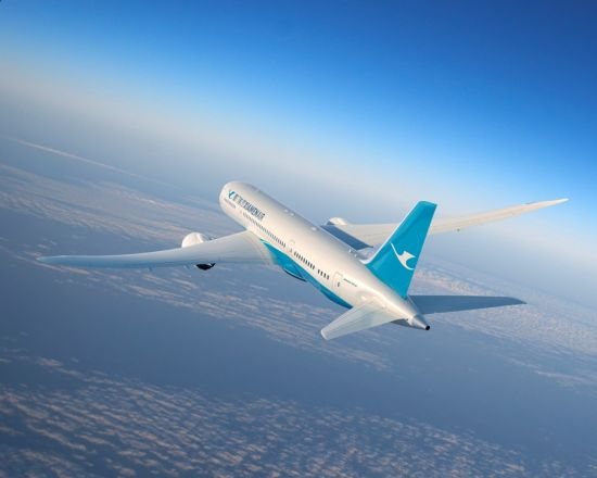 厦航将在百架飞机上应用波音健康管理系统
