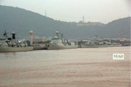 北海舰队的116舰