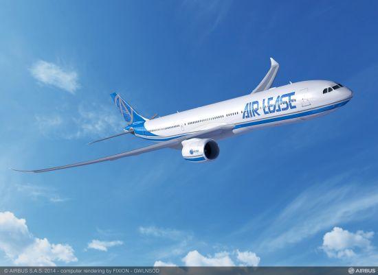 空中客车集团A330-900neo飞机