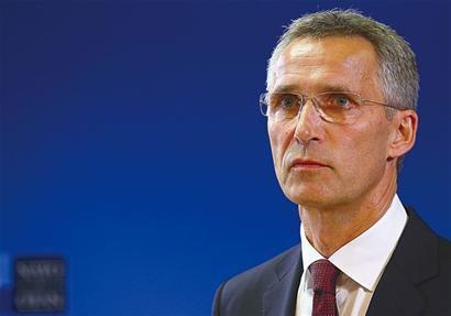 斯托尔滕贝格出任北约秘书长