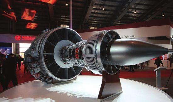 岷山发动机:国产中小推力涡轮风扇发动机