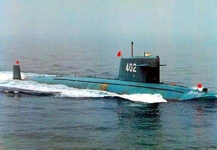 资料图:中国091型核潜艇