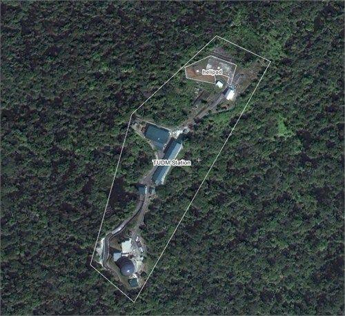 马来西亚槟城雷达站,部署有RAT-31DL雷达