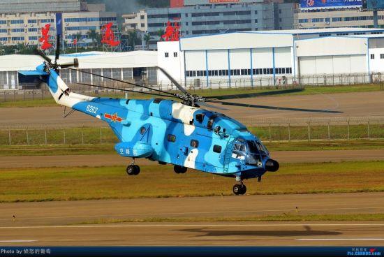 资料图:空降部队装备的直-8KA直升机