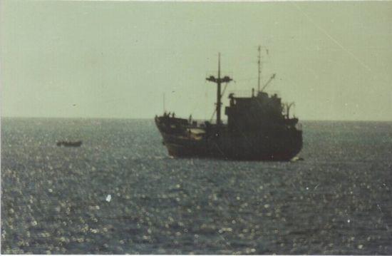 资料图:越南武装船