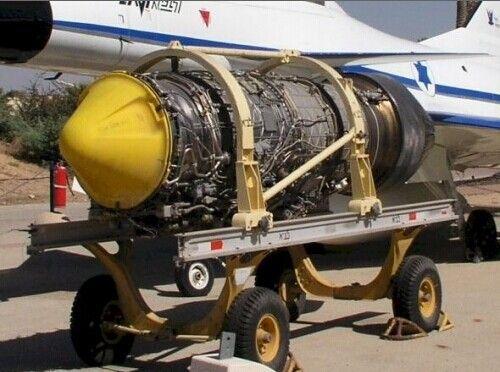 资料图:PW120发动机是以色列狮式战斗机的动力装置。