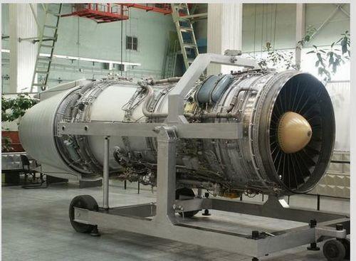 资料图:伊尔-76采用的D-30KP-2涡扇发动机