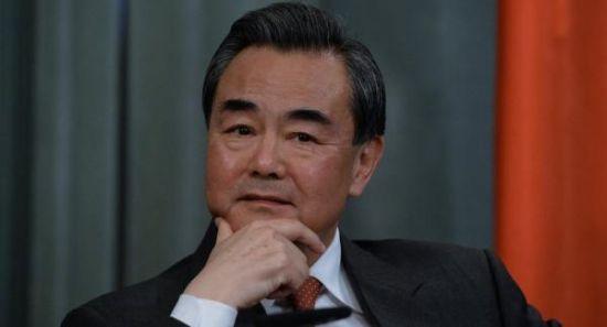 中国外交部部长王毅