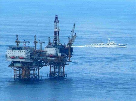 日本将施压国家向日供给东海油气钻井渠道设备的资讯