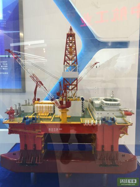 海洋石油982平台