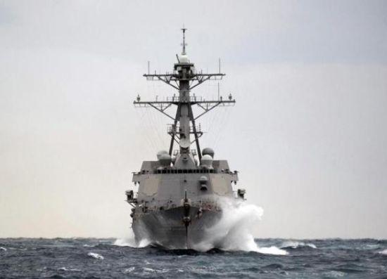 """美国""""阿利伯克""""级驱逐舰"""