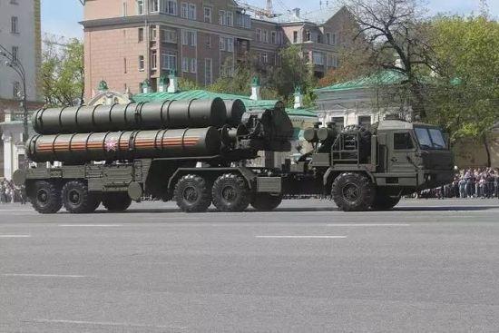 俄罗斯S400防空导弹