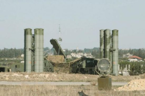 12月6日俄罗斯国防部发表的S-400导弹阵地照片