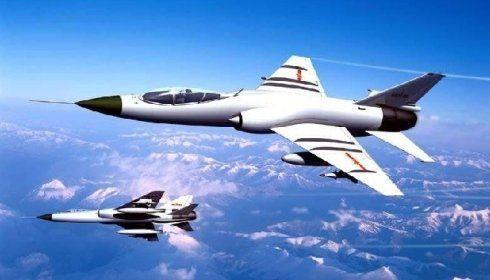 东风113战机想象图-世界最强战机之殇:夭折的中国东风113