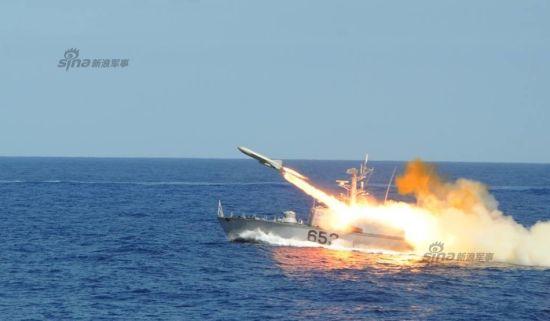 埃及海军大演习出中国制猎潜艇导弹艇