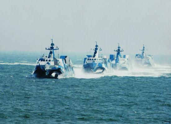 南海舰队022艇急配导弹猛图曝光 2小时装32枚