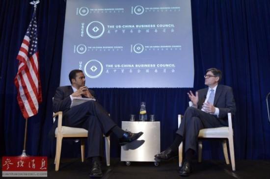 路透社:美财长要求将中国引向西方标准
