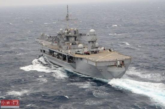 外媒称美国加大参与南海争端力度立场异常强硬