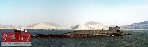 美抵近侦察意在中国核潜艇俄媒:看不见的战争