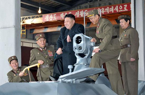 韩媒称朝鲜隐形舰现身延坪岛左近:导弹拿它没辙