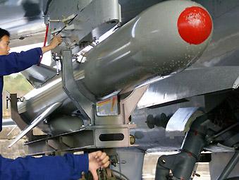 ���#�.#��)yj!���K_组图:南海舰队高调亮相空射型yj-83k反舰导弹