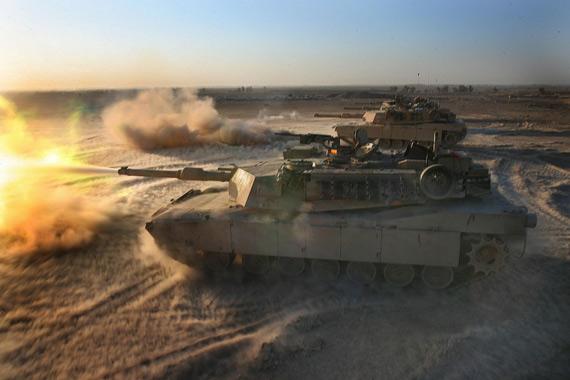 中国专家详解中外坦克优劣:炮射导弹意义不大