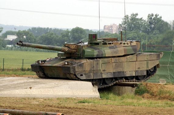 图文:西方坦克在加速性方面要优于俄制坦克