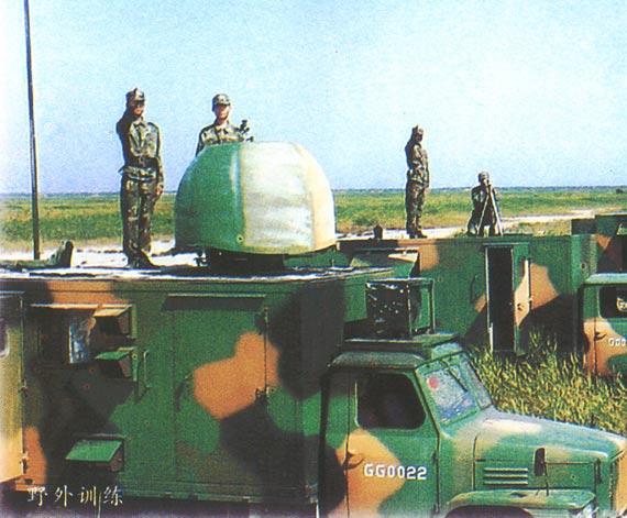 海外媒体称解放军开始加强电磁战能力(组图)