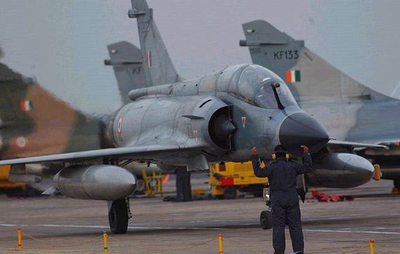 印度认为苏-30MKI全面优于亚洲国家第三代战机